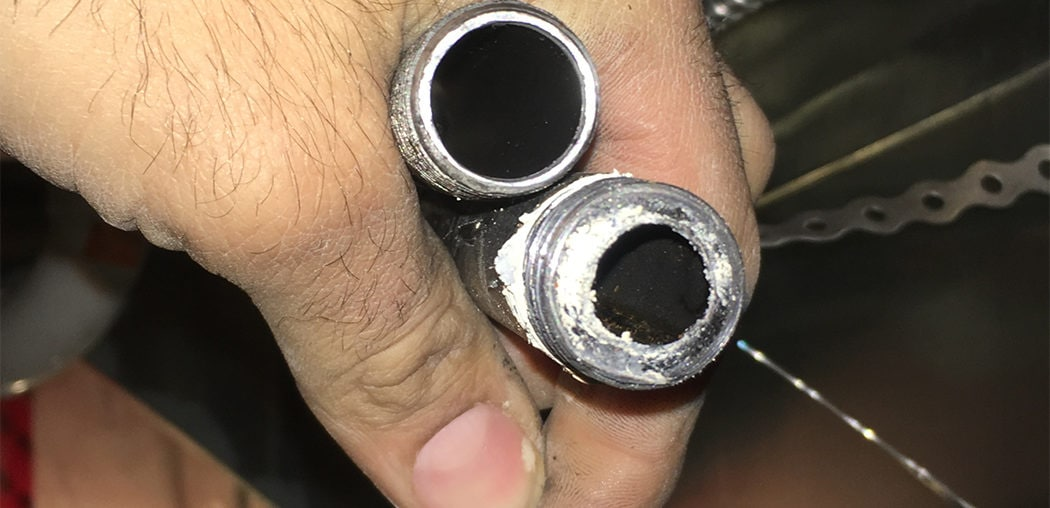 Gas Pipes - Sizing & Installation